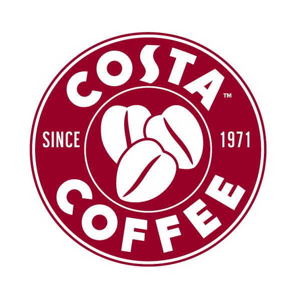 Pin costa coffee logo on pinterest
